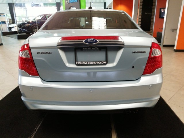Pre-Owned 2010 Ford Fusion Hybrid Base