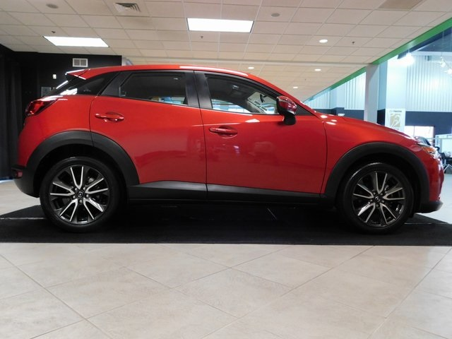 Certified Pre-Owned 2017 Mazda CX-3 Touring