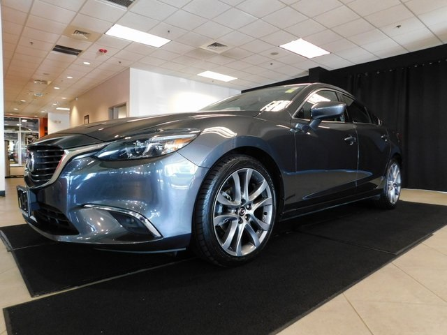 Certified Pre-Owned 2016 Mazda6 i Grand Touring