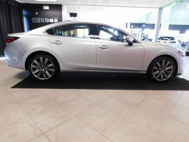 Certified Pre-Owned 2018 Mazda6 Signature