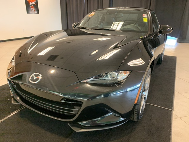 Certified Pre-Owned 2017 Mazda Miata RF Grand Touring