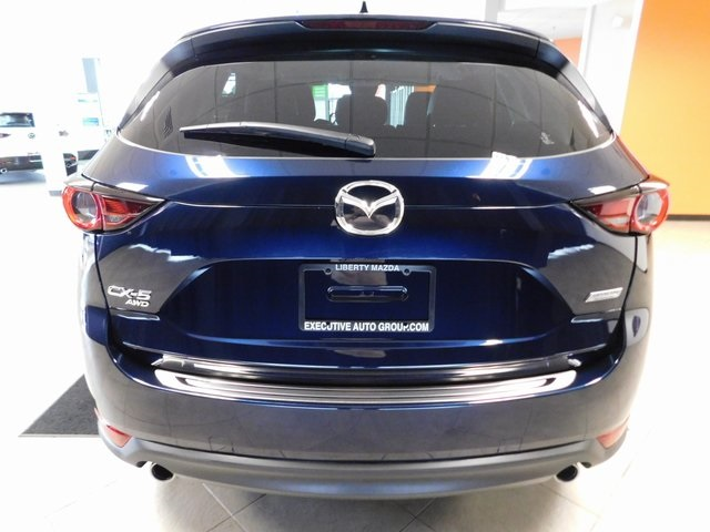 Certified Pre-Owned 2019 Mazda CX-5 Touring