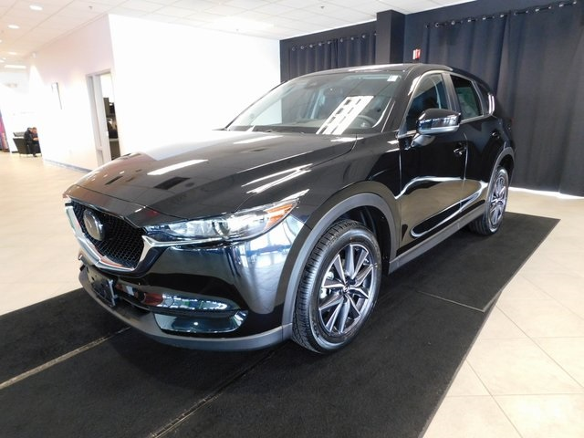 New 2018 Mazda CX-5 Touring