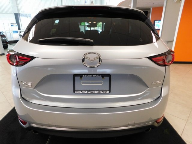 Certified Pre-Owned 2019 Mazda CX-5 Grand Touring Reserve