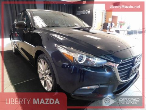 Certified Pre-Owned 2017 Mazda3 Touring 2.5 Base